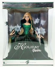 Special 2004 Holiday Edition  Blonde Barbie Doll No.B5848 NRFB
