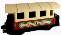 Matchbox Railway Eisenbahn Nr.44 Passenger Coach Zug Waggon SELTENE VERSION !!!