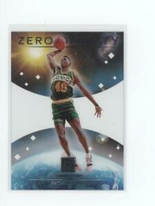 2020-21 Clearly Donruss - Zero Gravity - #3 - Shawn Kemp