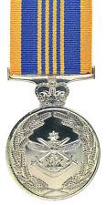 Replica Defence Long service Medal Australia Miniature