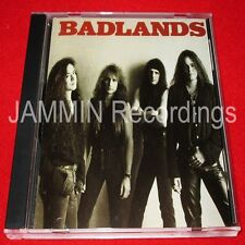 BADLANDS - SELF TITLED - S/T - Atlantic Records - USED