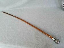More details for ww1 swagger stick worcester regiment hallmarked c1915
