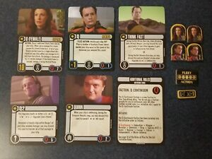 Star Trek Attack Wing Q Continuum OP Grand Prize Pack