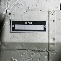 AMC Custom Vehicle Data Plate Serial Number ID Tag eagle v8 360 prv 352 Javelin