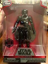 First Order Tie Fighter Pilot Elite Series Die Cast Action Fig Star Wars Disney