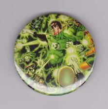 "War of the Green Lanterns DC Comics Pin Back 2 1/4"" Comic Button #2"