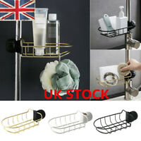~ Home Kitchen Faucet Shelf Sink Sponge Hanging Rack Drain Storage Organizer