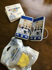 Build-a-Bear Cell Phones and Beeper Game Nwt!
