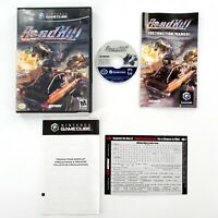 RoadKill (Nintendo GameCube, 2003) Complete Tested & Works
