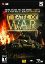 Theatre of War World War 2 Real-Time Strategy Combat Missions Theater PC NEW