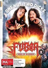 Fubar - Gods Of Blunder (DVD, 2011)