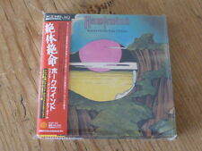 Hawkwind: Warrior Edge Time Japan 2 CD+DVD Mini-LP IEZP-52 K2HD HQCD(hawklords Q