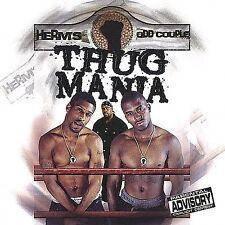 Thug Mania [PA] by Da Odd Couple (CD ONLY)