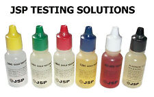 GOLD TESTING ACID SOLUTION FOR GOLD SILVER PLATINUM 10K 14K 18K AND 22K!