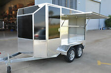 COFFEE / RETAIL  ALUMINUM VAN TRAILER - FINANCE AVAILABLE  $68 p/week 4 years