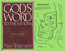 God's Word to the Nations New Evangelical Translation New Testament