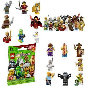 LEGO® Serie 13 Minifiguren 71008 diverse nach Wahl NEU