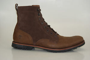 Timberland Kendrick Side Zip Boots Ankle Boots Men Lace up Boots Shoes A1JZJ