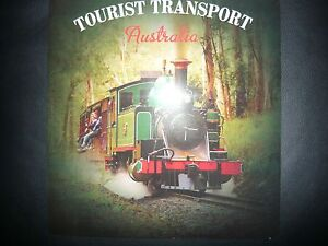 2015 tourist transport Australia pack-only 200 issued
