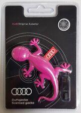 """AUDI Diffuseur de parfum """" Gecko """" en rose blumig-süß A1, A2, A3, A4, A6"""