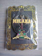 Malaysia Hard Rock Cafe 2014 Melaka 1st Anniversary Guitar Pin