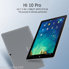 "Chuwi Hi10 Pro 10.1"" Windows10+Android5.1 4gb+64gb 2in1 Tablet Ultrabook 2Cámara"