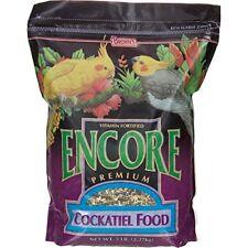 F.M. Brown's Encore Cockatiel Food 5-Pound