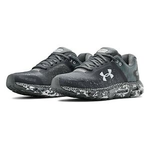 NEW Under Armour HOVR Infinite 2 UC Men's Running Shoes, Size 12, Gray Camo