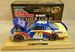 1997 Racing Champions 1:24 Diecast NASCAR Robby Gordon Coors Light Premier Gold