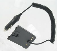 12VDC BATTERY ELIMINATOR FOR ICOM IC-FT70E, IC-V80, IC-V80E RADIO, REPLACE BP264
