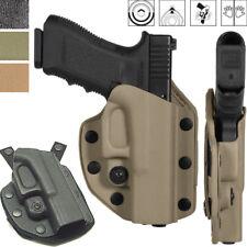 Fondina Vega polimero VKK809 per Glock 19 23 25 32 38 serie VKK8 cinturone MOLLE