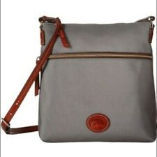 Dooney and Bourke Gray Crossbody bag purse nylon
