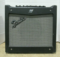 """Fender Mustang 1 V2 20W 8"""" Speaker Guitar Combo Amplifier With USB Connectivity"""