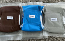 Vecomfy Male Puppy Or Dog Diapers Set of 3