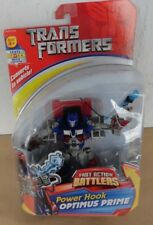 Hasbro Transformers Fast Action Battlers, Power Hook Optimus Prime brand new
