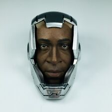 HOT TOYS 1/6 MMS150 IRON MAN MARK 2 ARMOR UNLEASHED Don Cheadle Head Sculpt DHL