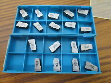 (18) New Ingersoll Carbide Inserts GCXF 126403N-E IN1030