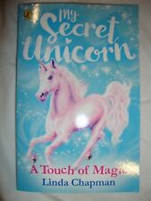 My Secret Unicorn Book - A Touch of Magic - Brand New - RRP £5.99