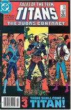 Tales of the Teen Titans Comic Book #44 DC 1st Nightwing 1984 VERY FINE+ UNREAD
