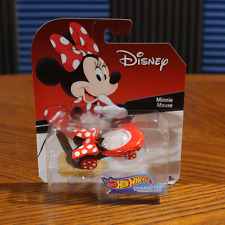 Minnie Mouse - Disney Character Cars Series 2 - Hot Wheels (2019)