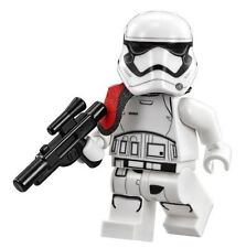 LEGO STAR WARS First Order Stormtrooper Officer MINIFIG new from Lego set #75104