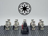 Star Wars Darth Vader Stormtrooper Empire Army Set 11 Minifigures Lot - USA SELL