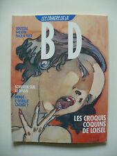 Magazine (comme neuf) - Les cahiers de la bande dessinée 86 (Schuiten)
