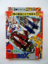 90's WING Japan Double Rider F-1 Transformers MIB Diaclone Select Convertors