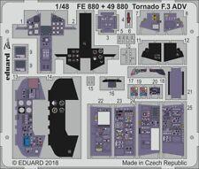 Eduard 1/48 Panavia Tornado F.3 ADV Zoom Set # FE880