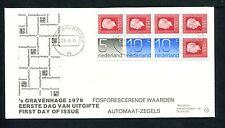 FDC met postzegelboekje PB 22, Philato, blanco/open