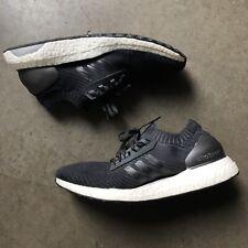 Womens Adidas Performance Ultraboost X Core Black White Sneakers Sz 9.5 (bb6162)