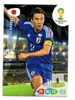 Panini - FIFA Weltmeisterschaft 2014 Brasilien - Makoto Hasebe (Japan)