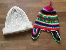 Columbia Youth Winter Worn Peruvian Mixte Enfant Bonnet p/éruvien