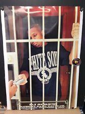 "DJ Screw Out The Gate Grey Tape  24"" x 36"" Poster Texas  SUC Rap Piranha Records"